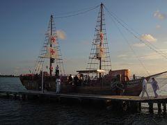 カンクン★ロブスターディナークルージング@COLOMBUS船