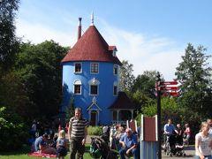 2012.8.15~8.24フィンランド・エストニア子連れ家族旅行④ 8.18 ナーンタリのムーミンワールドへ