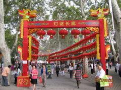 上海国際灯会(朝)