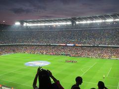 クラシコ観戦&バルセロナ、マドリード観光