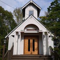 結婚30周年 ニセコ高原教会で金環指輪を
