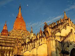 ★バガンの美しき寺 アーナンダ寺院