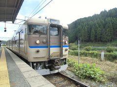 121013-15 鉄道の日・秋の乗り放題パス旅行(1)1日目-1 山陰本線(京都-浜田)