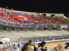 [U-20女子ワールドカップ2012]アメリカ×北朝鮮[駒場スタジアム]