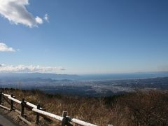 2011年冬、箱根旅行