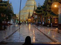 ★ヤンゴンの美しき寺  シュエダゴン・パゴダ
