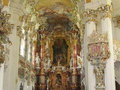 2011 ドイツの旅・その6 ~ノイシュヴァンシュタイン城とヴィース教会へ行く~