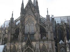 2011 ドイツの旅・その9 ~ケルンの大聖堂を見る~