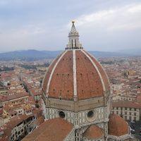 2010秋 イタリア4都市周遊の旅 vol.4 フィレンツェ編