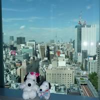『三井ガーデンホテル銀座プレミア』宿泊記◆2012盛夏・スヌーピーを求めて東京へ!≪その5≫