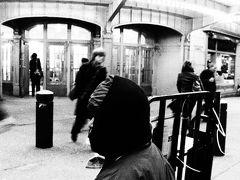 眩しすぎた Grand Central Terminal
