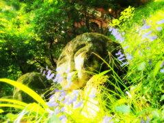 よっしゃ、京都へ行くどす(ぇ)!2012。 愛宕念仏寺へ。