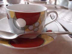 Optio VS20を持って博物館明治村へ1★帝国ホテル喫茶室でのアフタヌーンティー