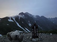 【予告編】目指せ、国内3000m級22峰踏破! <その15>室堂~剱岳~室堂