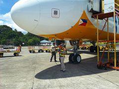 フィリピン、ネグロス島、ドゥマゲッティで知人宅訪問