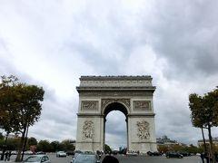 ドイツ・スイス・フランス周遊 : パリ2日目〜帰国編