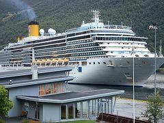 ★ノルウェー旅(1) −ベルゲンからフロム到着