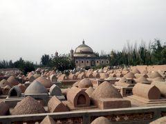 ユーラシア 西へ29: カシュガル 「地の果てに葬られたお姫様」 香妃墓