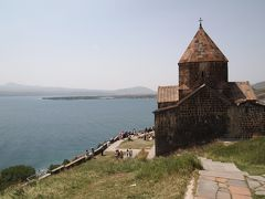 アルメニア(4)爽快セヴァン湖
