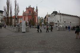 2012 きらめきのスロベニア・クロアチア 10日間  (1) 出発、リュブリャナ市内観光