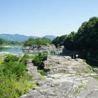 長瀞から秩父へ 〜秩父鉄道を使って、夏の埼玉北部を横断します〜