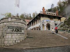 2012 きらめきのスロベニア・クロアチア 10日間 (3) ポストイナ鍾乳洞