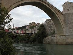 2012 きらめきのスロベニア・クロアチア 10日間 (9) モスタル観光