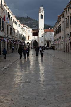 2012 きらめきのスロベニア・クロアチア 10日間 (10) ドブロヴニク市内観光−1