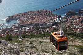 2012 きらめきのスロベニア・クロアチア 10日間 (11) ドブロヴニク市内観光−2、帰国