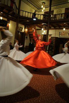 20121029 ブルサ 共和国記念日の式典 → イェシル界隈 → セマーの舞い