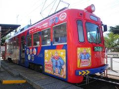 120816 スルッと関西3Dayチケット 1日目(3)阪堺電軌・阪堺線、上町線