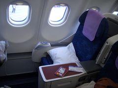 ⑥激安航空券!MU中国東方航空(上海航空)ビジネスクラス・UAE・ドバイ(DXB)から昆明経由、上海乗り換えで帰って来ました。ドバイと上海のラウンジも利用してみました。(ボーイング767・エアバスA330)