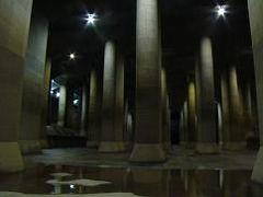 地下神殿~首都圏外郭放水路見学