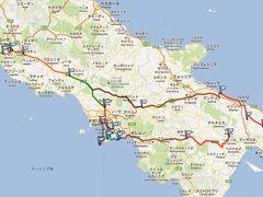 南イタリアに行ってきました。よい旅でした。