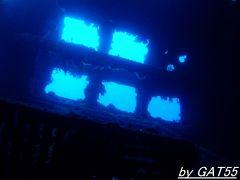 68年前の戦場へトラック諸島でDIVE!~陸軍輸送船 夕映丸(YUUBAE MARU)&徴傭船 五星丸(GOSEI MARU)~