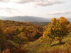 北海道に秋を探しに…