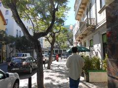 偶然立ち寄った街、リズボン郊外のエストリル