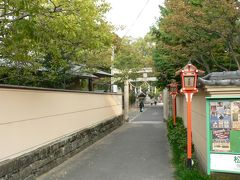 日本の旅 関西を歩く 大阪府堺市方違神社(ほうちがいじんじゃ)周辺