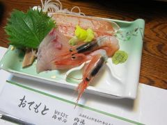 おいしい蟹をもとめて佐津へ