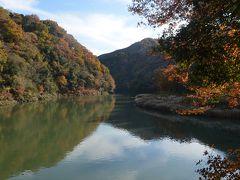高尾山から相模湖ハイキング 紅葉は?