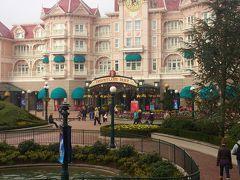 ディズニーランドパリ Disneyland Paris 20周年