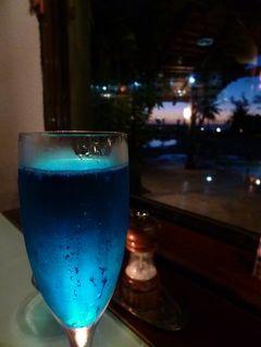 癒しのサイパン 優雅なバカンス♪ Vol12(第4日目夕~夜) ☆マリアナリゾートスパの美しいサンセット♪メインダイニングでディナー♪