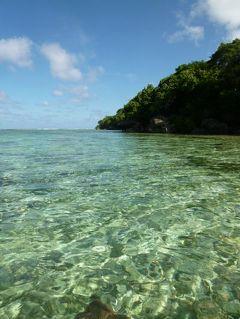 癒しのサイパン 優雅なバカンス♪ Vol16(第6日目午前) ☆マリアナリゾートスパの美しいビーチで最後の優雅なくつろぎ♪