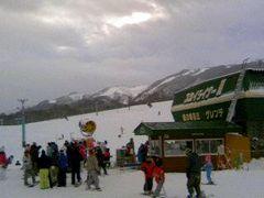 2008年 スキースノボ旅行 栂池高原