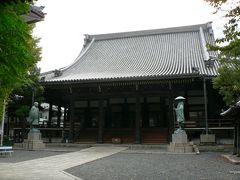 日本の旅 関西を歩く 大阪府堺市西本願寺堺別院周辺