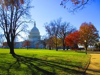 """アメリカの首都""""ワシントンD.C.""""とアーミッシュの街""""ランカスター""""旅行を楽しむ♪1日目"""