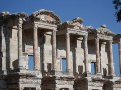 ありがとうトルコ2 エフェソス遺跡・セルチュク・クシャダス