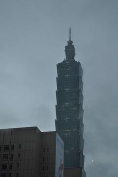 2012年11月~12月初めての台湾旅行4(台北市内観光)