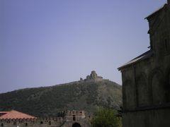 ユーラシア 西へ75: 「古代グルジアの首都」 ムツヘタ
