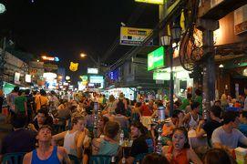2012タイ【1】カオサンに浸る -バンコク-